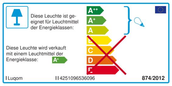 AEG Mension dimmbare LED Deckenleuchte 33 cm Deckenlampe EasyDIM