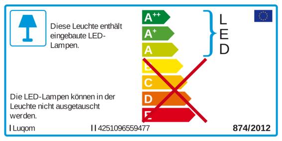 Deckenlampe Fridolin 3 x E14 Weiß Metall Lampenwelt Küche Wohnzimmer Decke Flur