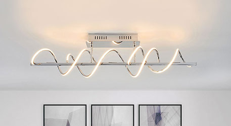 Küchenlampen Mit Led Lampen Für Die Küche Lampenweltde