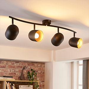 Wohnzimmerlampen / Wohnzimmerleuchten, auch mit LED | Lampenwelt.de