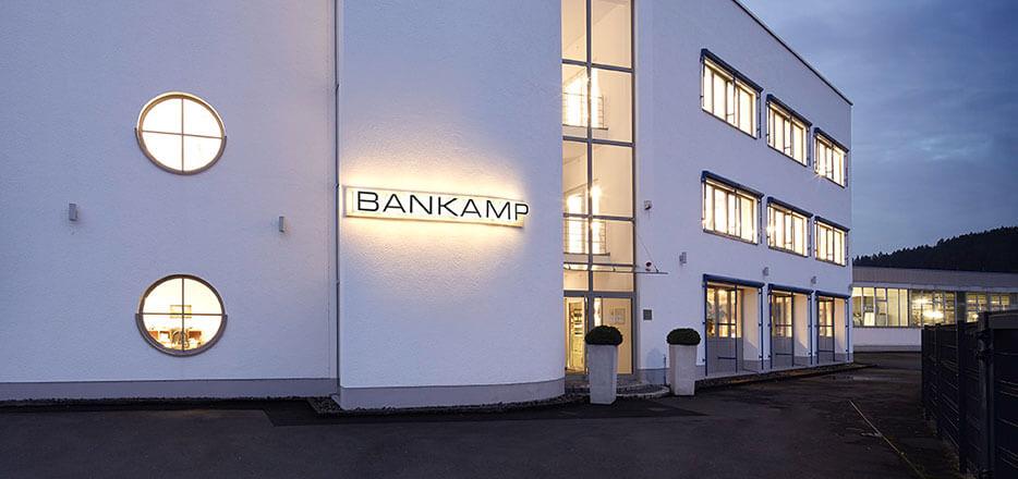 BANKAMP Hauptsitz in Arnsberg