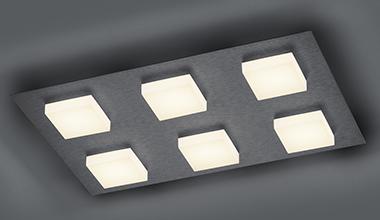 BANKAMP Luno LED-Deckenleuchte