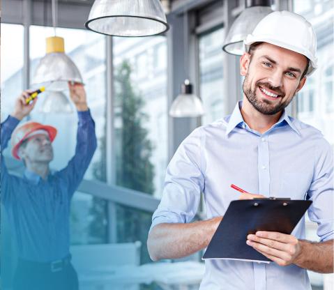 Werden Sie Lampenwelt Firmenkunde