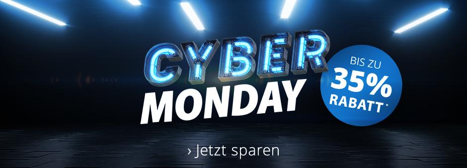 Jetzt beim Cyber Monday sparen