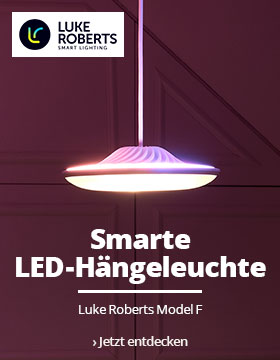Luke Roberts Model F LED-Hängeleuchte