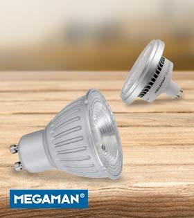 Megaman Leuchtmittel