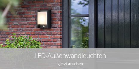 LED-Außenwandleuchten