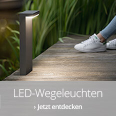 LED-Wegeleuchten