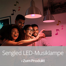 Sengled LED-Musiklampe