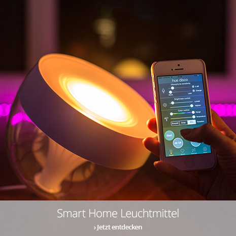 Smart-Home-Lampen