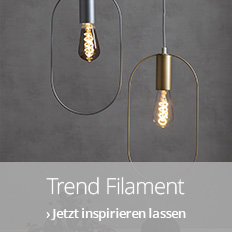 Trend Filament Lampen