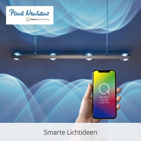 Smarte Lichtideen - Paul Neuhaus