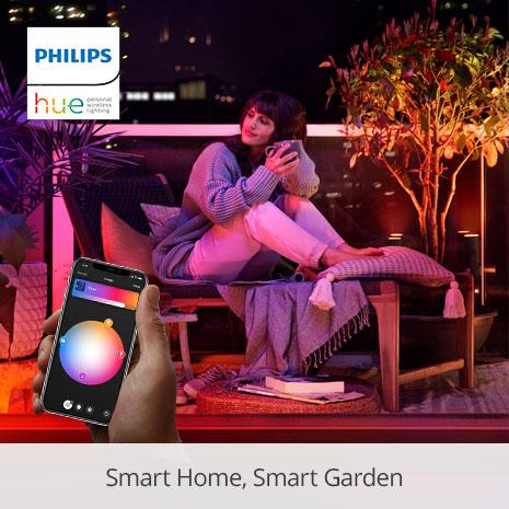 Philips Hue - Smart Home, Smart Garden