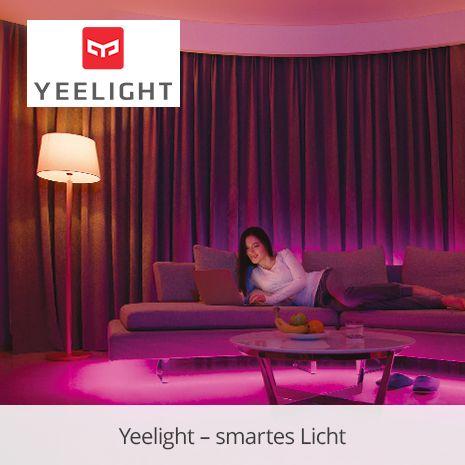 Yeelight - smartes Licht