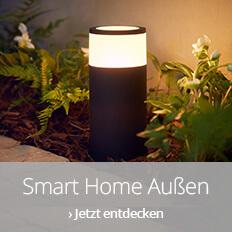 Smart Home für den Außenbereich