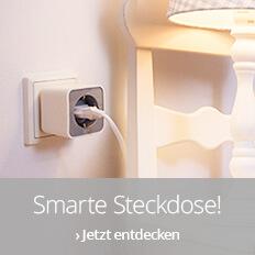 Smarte Steckdose - OSRAM SMART+ Plug