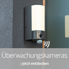 Smart Home Überwachungskameras