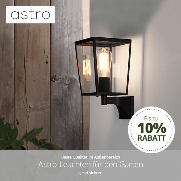 Außenbeleuchtung von Astro