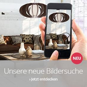 Die neue Bildersuche von Lampenwelt.de