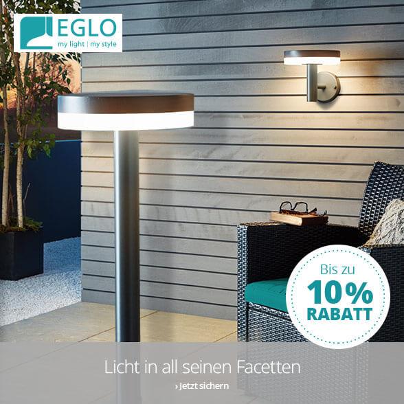 Leuchten von Eglo - Licht in all seinen Facetten