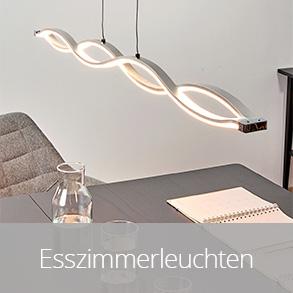 Esszimmerlampen und Pendelleuchten für den Esszimmertisch
