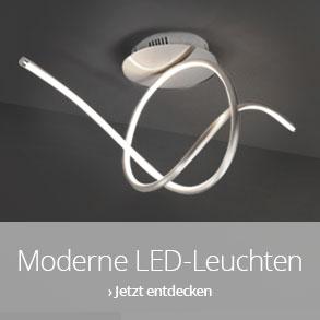 Moderne LED-Leuchten - Filigranes Design und außergewöhnliche Formen