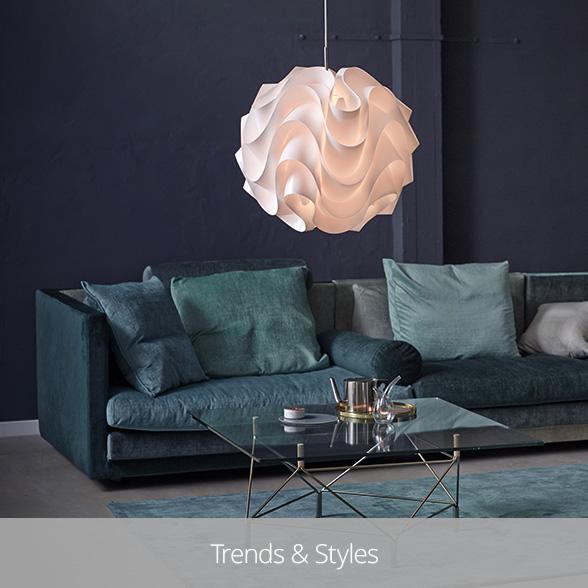 Trends & Styles für Ihr Zuhause