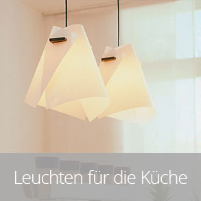Leuchten für die Küche
