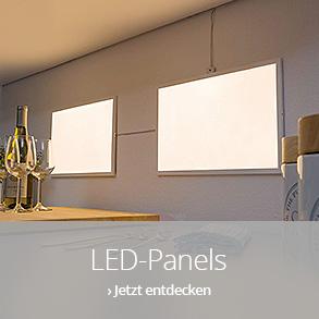 LED-Panels - Best for Home & Office