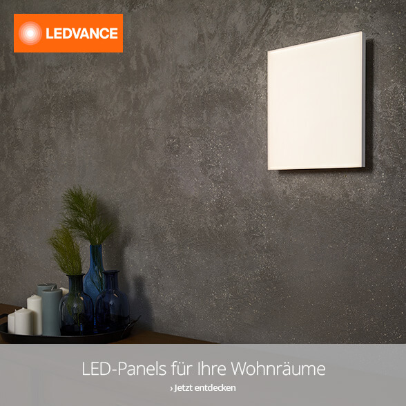 LED-Panels von LEDVANCE