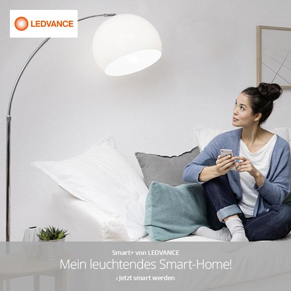 Smart werden mit Ledvance Smart+