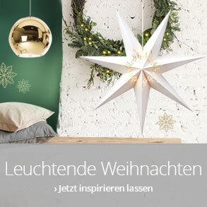 Leuchtende Weihnachtsideen