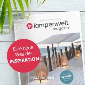 Unser neues Lampenwelt Magazin
