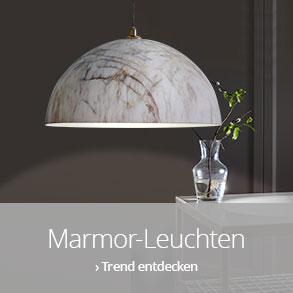 Trend Marmorleuchten