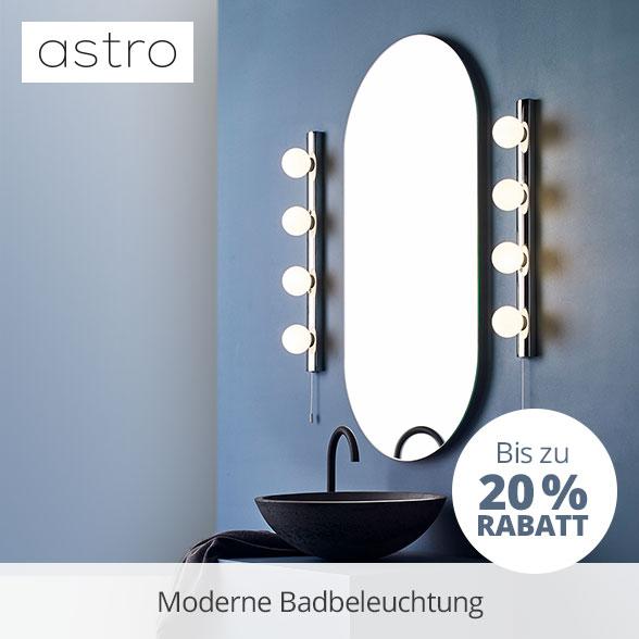 Moderne Badbeleuchtung Astro - Bis zu 20% Rabatt