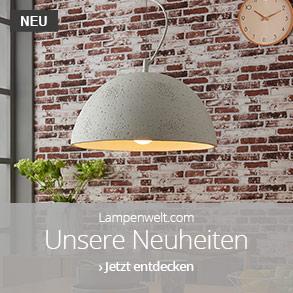 Neuheiten von Lampenwelt.com