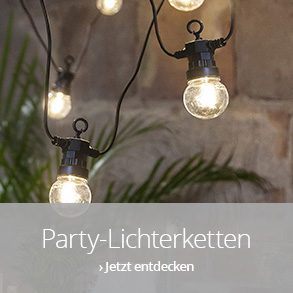 Party-Lichterketten