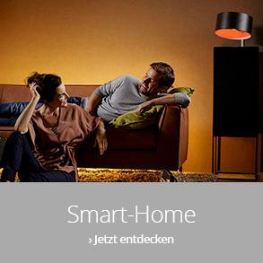 So individuell ist Beleuchtung heute - Smart-Home-Lampen und -Leuchten