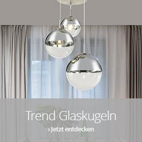 Glaskugeln im Trend