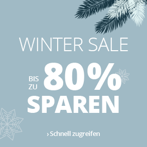 Winter Sale bei Lampenwelt.de - bis zu 80 % Rabatt