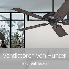 Ventilatoren von Hunter