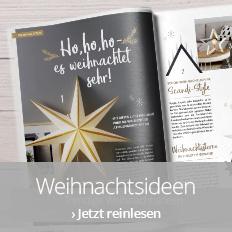 Lampenwelt Magazin - Trendige Weihnachtsideen