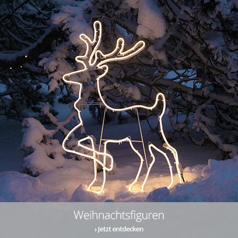 Weihnachtsfiguren Außen
