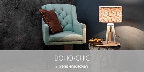 BOHO-CHIC Trend entdecken