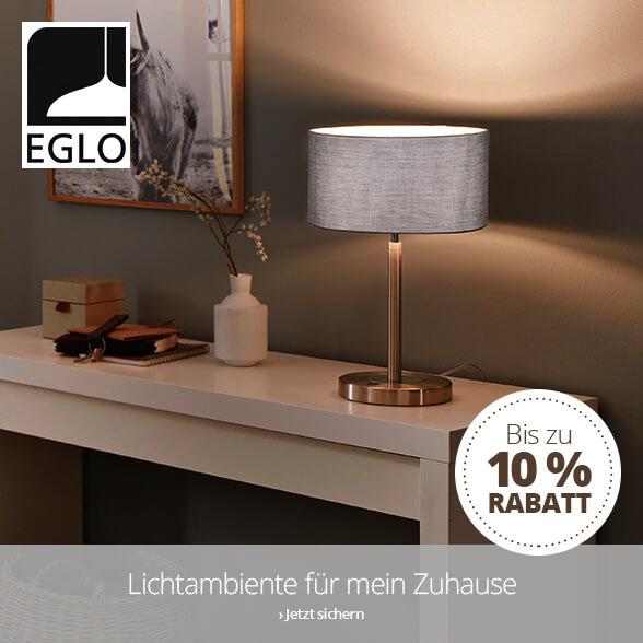 Lichtambiente mit Innenleuchten von Eglo