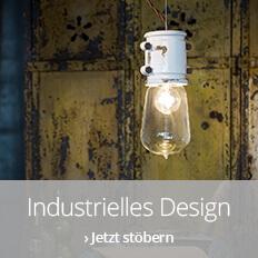 Leuchten im industriellen Design