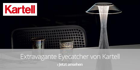 Extravagante Eyecatcher von Kartell