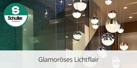 Glamoröses Lichtflair