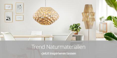 Trend Naturmaterialien