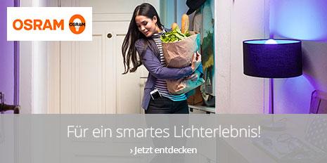 Osram Smart+ für ein smartes Lichterlebnis
